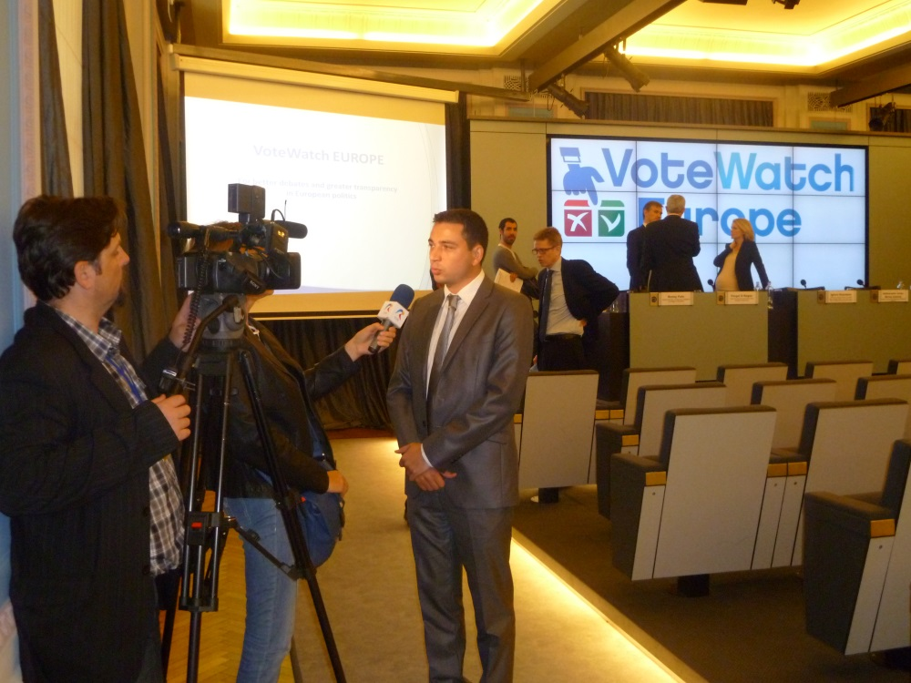 Doru Frantescu at TVR